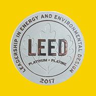 2017 Leed Award